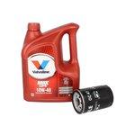 Motoröl mit Ölfilter VALVOLINE MAXLIFE 10W40 4L + OC 47 OF
