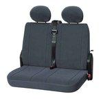 Sitzbezüge KEGEL-BLAZUSIAK Delivery Van Elegance, Größe DV2 L, grau