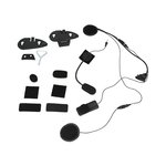 Interphone CONFORT AUDIO KIT DUAL MICROPHONE FOR XT MC SERIES mit Kopfhörer Set