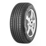 1x Sommerreifen CONTINENTAL ContiEcoContact 5 175/65R14 82T TL