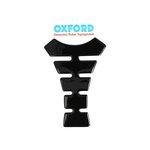 Kraftstofftank-Aufkleber Tank-Pad OXFORD GEL SPINE schwarz