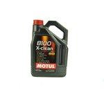 Motoröl MOTUL 8100 X-clean 5W40, 5 Liter