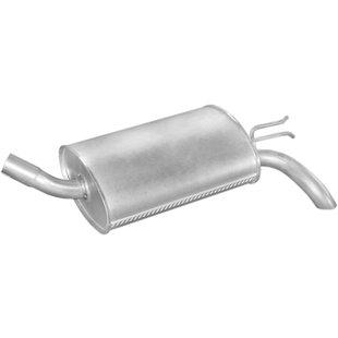 Endschalldämpfer 4max 0219-01-02232