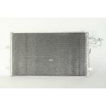 Klimakühler, Klimaanlage NISSENS NIS 94663