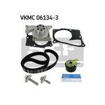 Wasserpumpe + Zahnriemensatz SKF VKMC 06134-3