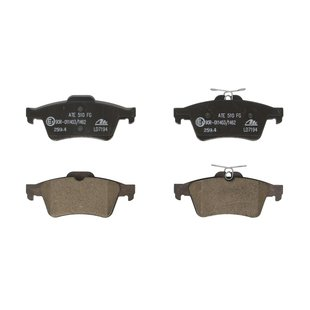 ATE 13.0470-7194.2 Bremsbelagsatz Scheibenbremse ATE Ceramic
