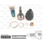 Gelenksatz, Antriebswelle PASCAL G1C012PC