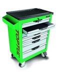Wózek narzędziowy bez wyposażenia TOPTUL TCAC0701