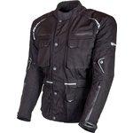 Textiljacke ADRENALINE UTAH  schwarz Größe S