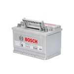 Autobaterie BOSCH Silver S5 12V 77Ah 780A, 0 092 S50 080
