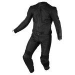 Lederkombi ADRENALINE CENTURION  schwarz Größe XS ohne Knieschleifer