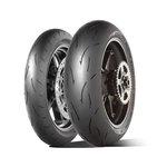 Motorradreifen Dunlop 120/70ZR17 GP212 PRO 9743/SOFT  633399