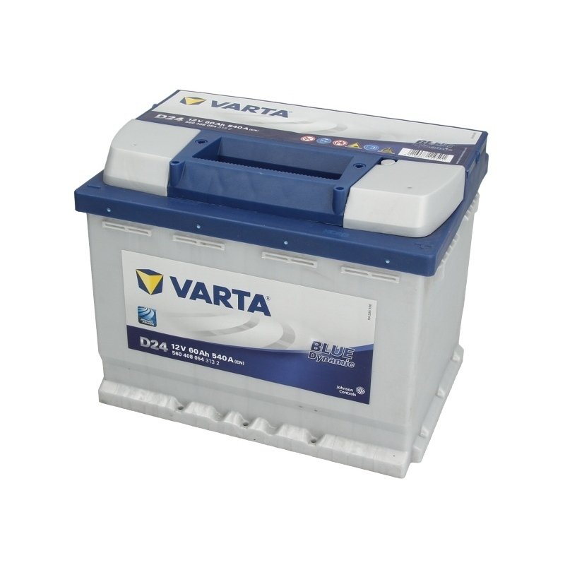 Autobaterie VARTA Blue Dynamic 12V 60Ah 540A, 560 408 054