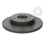 Bremsscheibe, 1 Stück BREMBO MAX Megane 1.4/1.6/1.9 vorne 08.2958.75