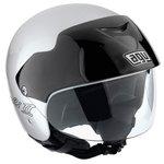Motorrollerhelm AGV BALI II silber S