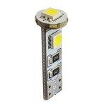 M-TECH LED žárovky - Premium, bílá, typ W5W, 0,72W