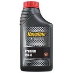 Minerální motorový olej TEXACO HAVOLINE PREMIUM 15W40 1L