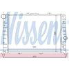 Kühler, Motorkühlung NISSENS 68804