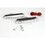 M-TECH LED světla pro denní svícení 12V 8xLED
