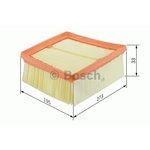 Luftfilter BOSCH F 026 400 389