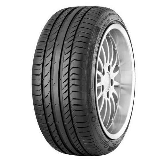 CONTINENTAL ContiSportContact 5 225/45 R17 91W FR SSR *