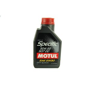 motor l motul specific 5w30 1 liter audi seat skoda. Black Bedroom Furniture Sets. Home Design Ideas