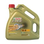 Motoröl CASTROL Edge A3/B4 5W40, 4 Liter