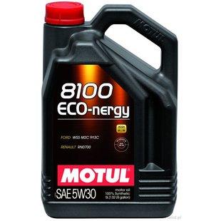 Syntetický motorový olej MOTUL 8100 8100 Eco-nergy