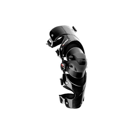 Knieprotektor EVS Web rechts S carbon
