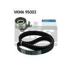 Kompletní rozvod (kladka+řem.) SKF VKMA 95003