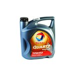 Motoröl TOTAL Quartz Racing 10W50, 5 Liter