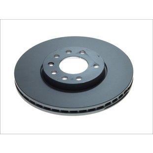 Bremsscheibe ATE 24.0125-0119.1, 1 Stück