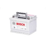 Autobaterie BOSCH Silver S5 12V 61Ah 600A, 0 092 S50 040