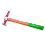 Karosseriehammer TOPTUL scharf gebogen Durchmesser: 40mm, Länge: 325mm
