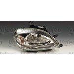 Přední světlomet pravý VALEO VAL087573