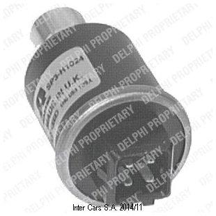 Druckschalter, Klimaanlage DELPHI TSP0435058