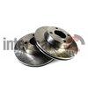 Bremsscheiben, 2 Stück DELPHI BG2668
