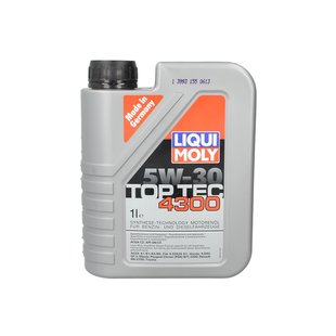 motor l liqui moly 5w30 1 liter. Black Bedroom Furniture Sets. Home Design Ideas