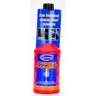 Diesel Additiv COMMA Diesel Magic, 400ml